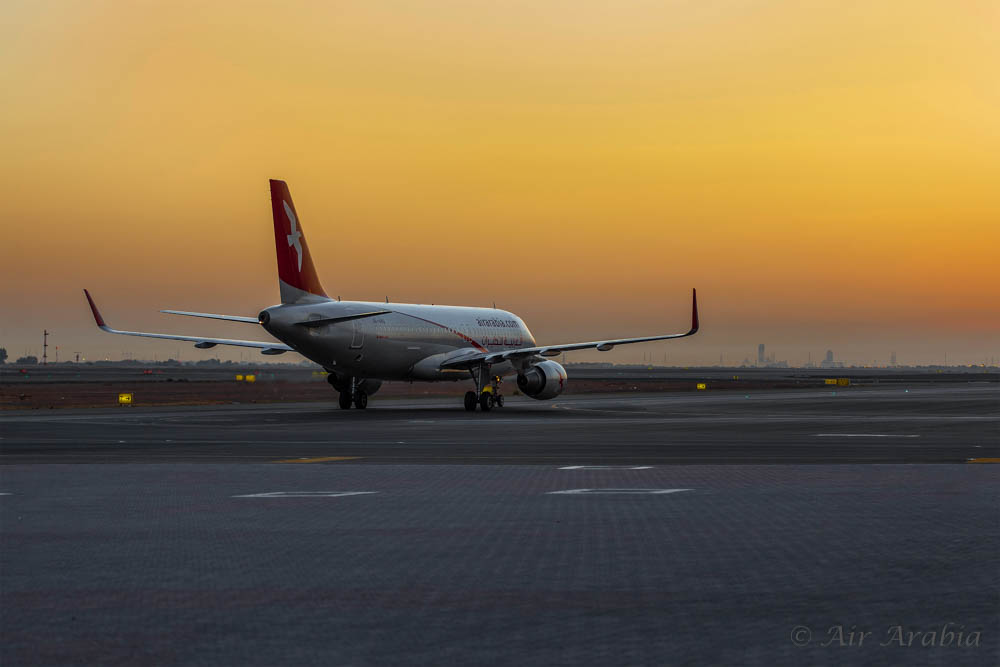 Air Arabia, the Middle East and North Africa's first and largest Low Cost Carrier (LCC)