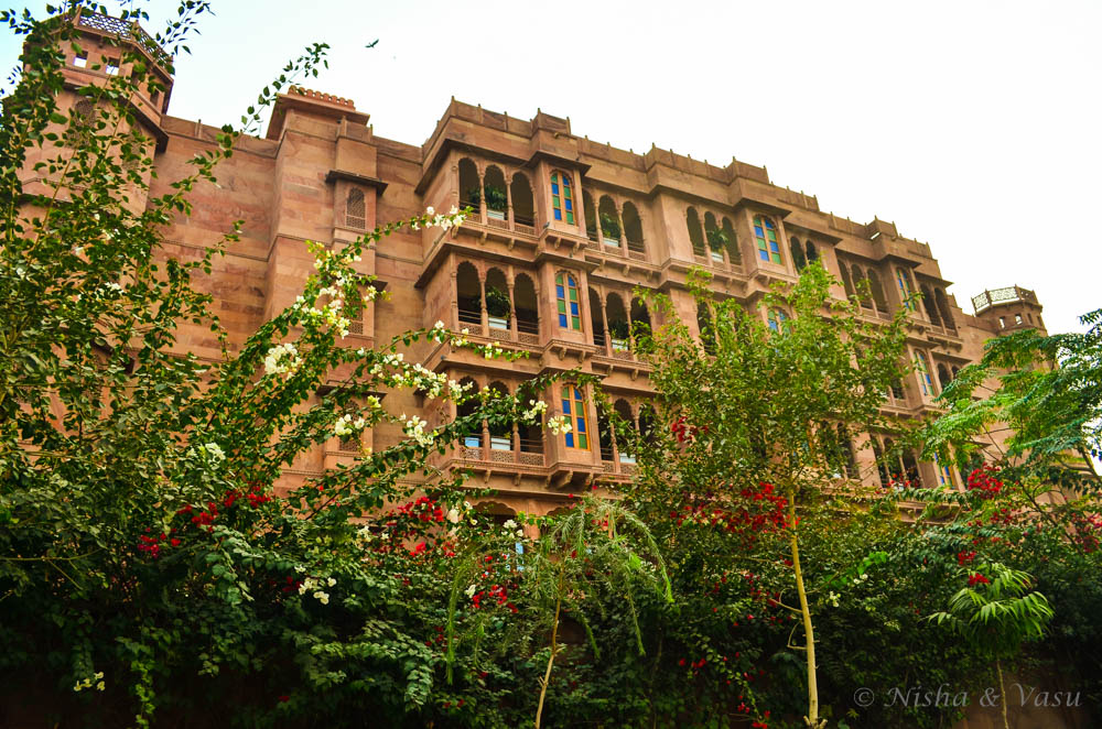 Narendra Bhawan, palace, Royalty, Bikaner , Rajasthan