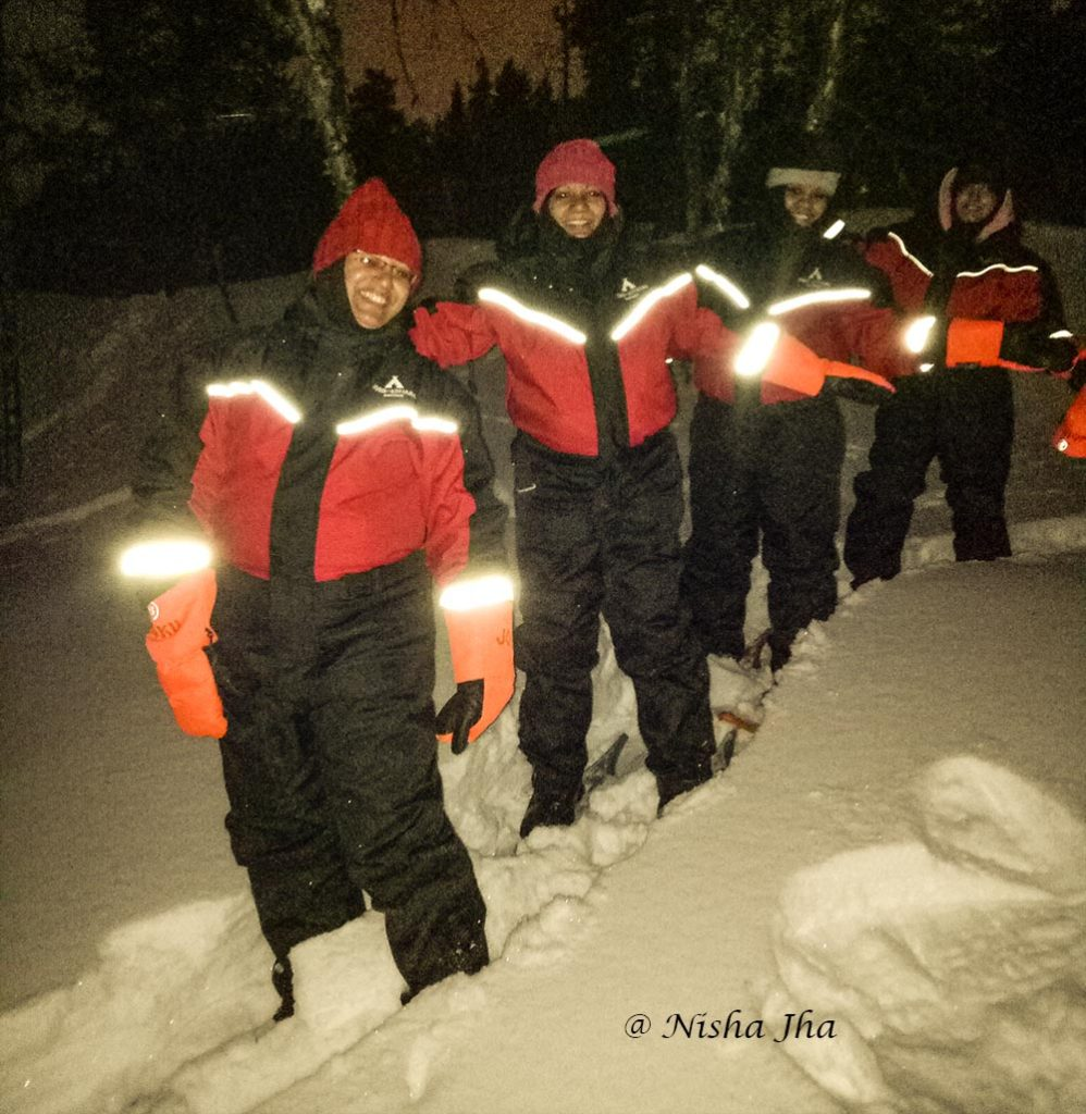 things activities saariselka lapland