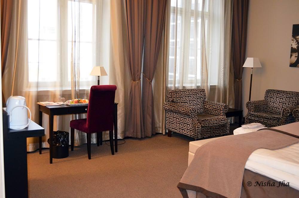 luxury room in holiday club resorts in finland saimaa