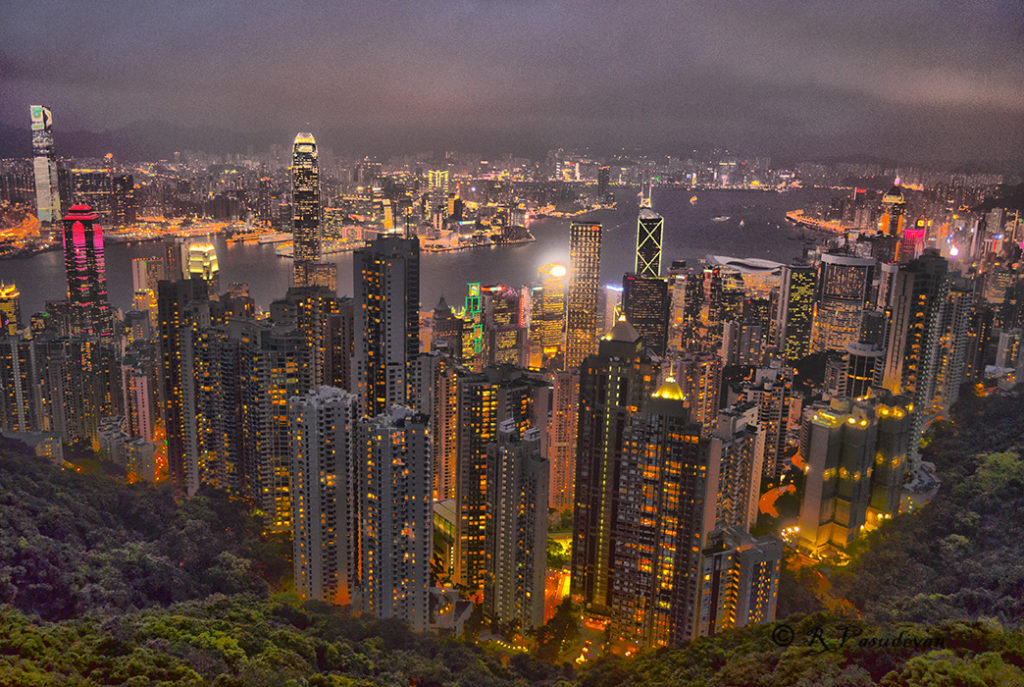Victoria Peak Sky Terrace Hong Kong