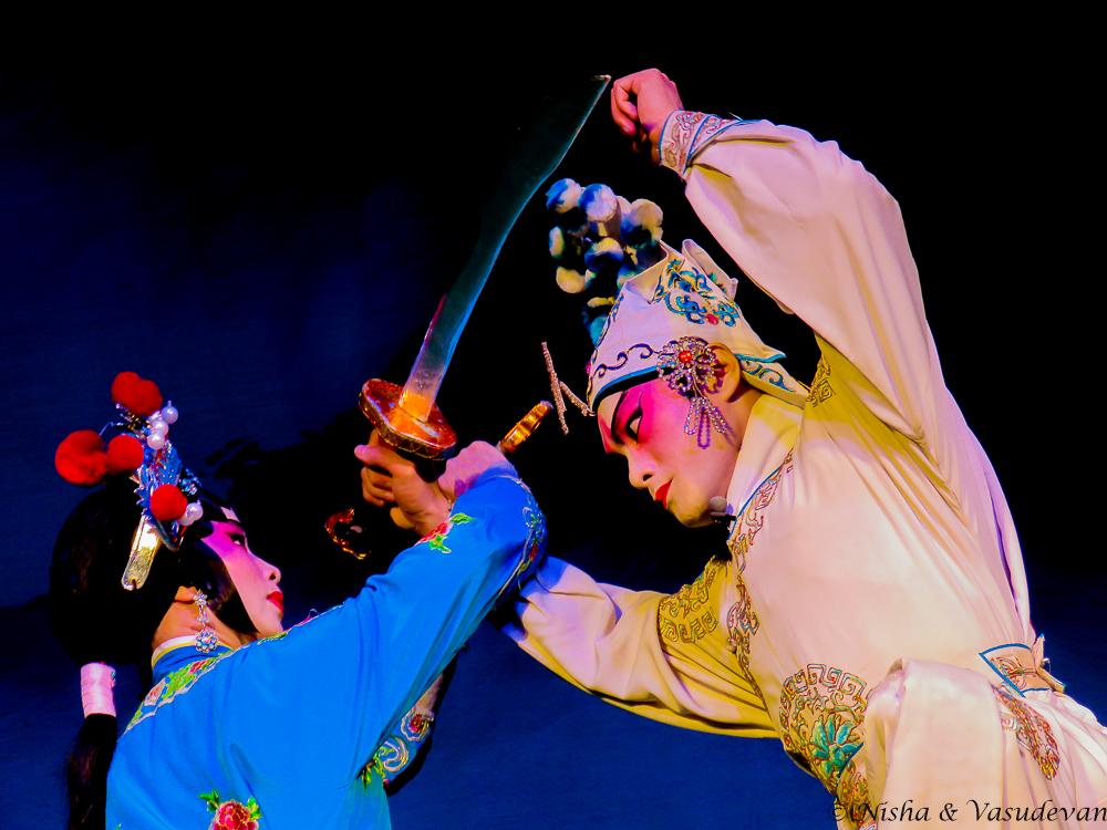 Chinese opera macau tou tei festival