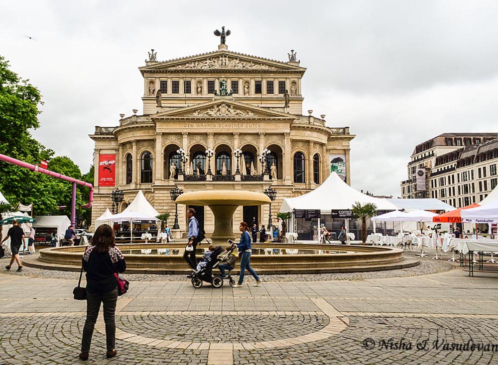 Things to do Frankfurt Itinerary