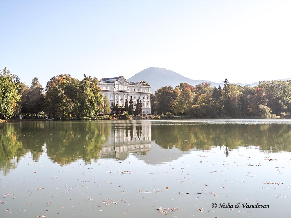 Sound of Music Tour Movie Locations, Salzburg, Austria