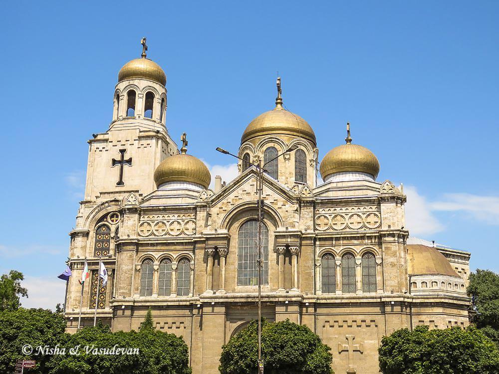 varna cathedral bulgaria @ lemonicks.com