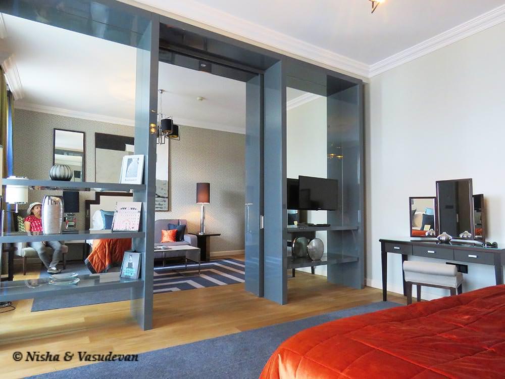 Budapest corinthia hotel room @lemonicks.com