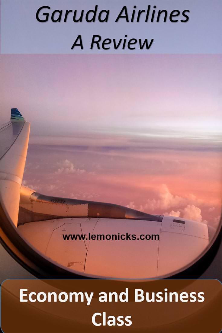 Review of garuda airlines mumbai bali
