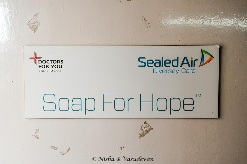 Soap for Hope - The Story of Recycled Soaps