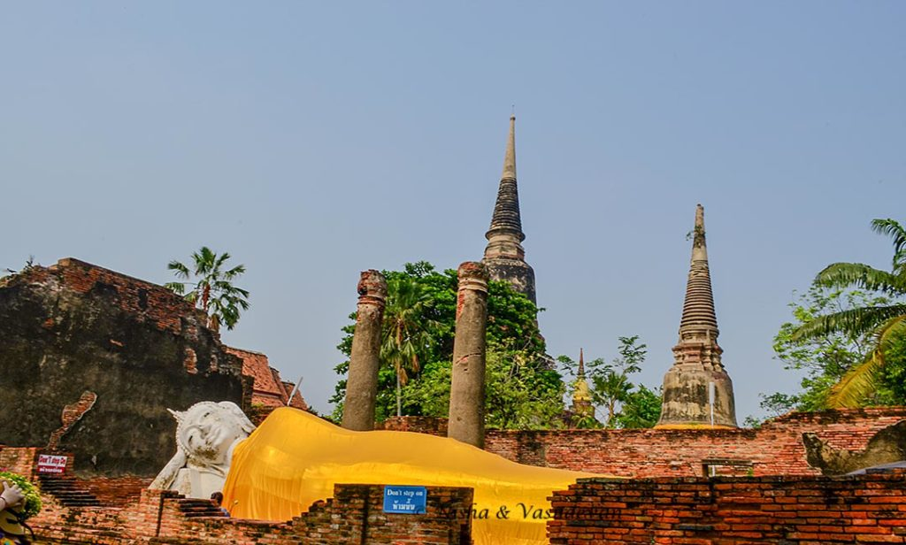 Day Trip to Ayutthaya, the second Capital of Thailand