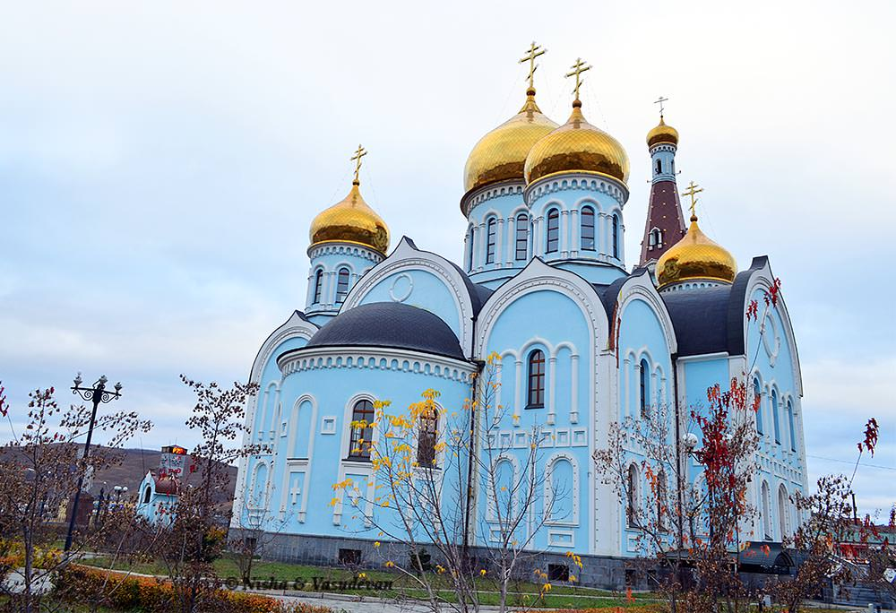 church of Kazan Chita Russia @www.lemonicks.com
