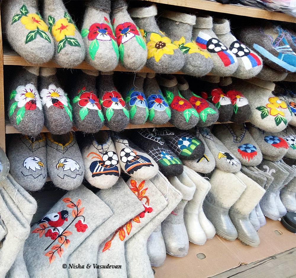 russian handicrafts @lemonicks.com