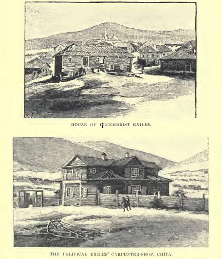 Decembrists' Church Museum, Wooden Church , Chita
