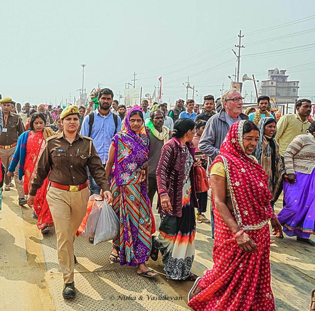 Prayagraj Kumbh Mela 2019, Kumbh Today, Allahabad Kumbh Mela