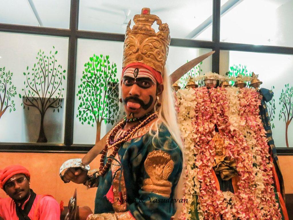 Saputara Monsoon Festival Folk dancers