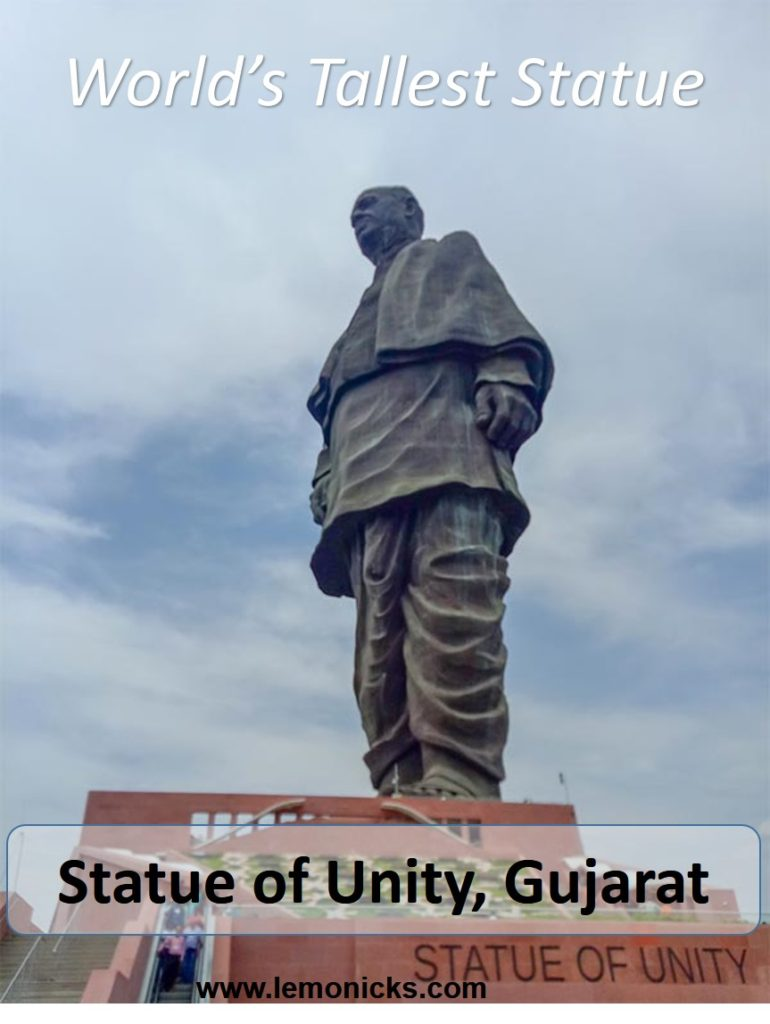 Sardar Vallbhbhai Patel Statue