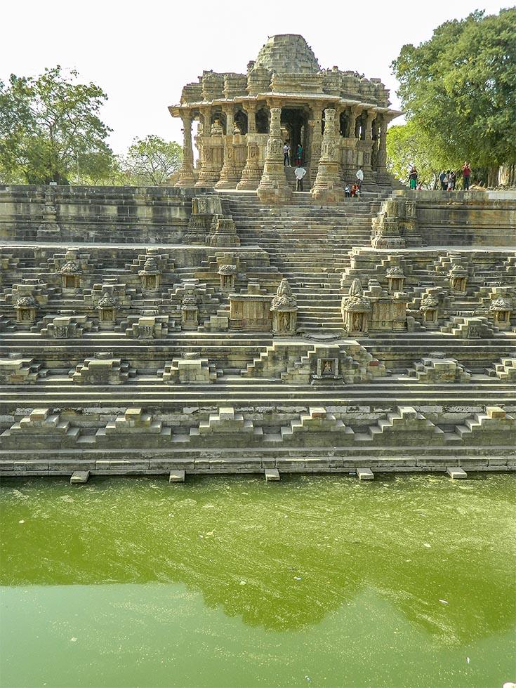 Modhera Surya Mandir, Gujarat