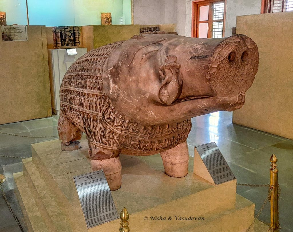 Things to do in Chanderi Archaelogy Museum Varaha Avatar