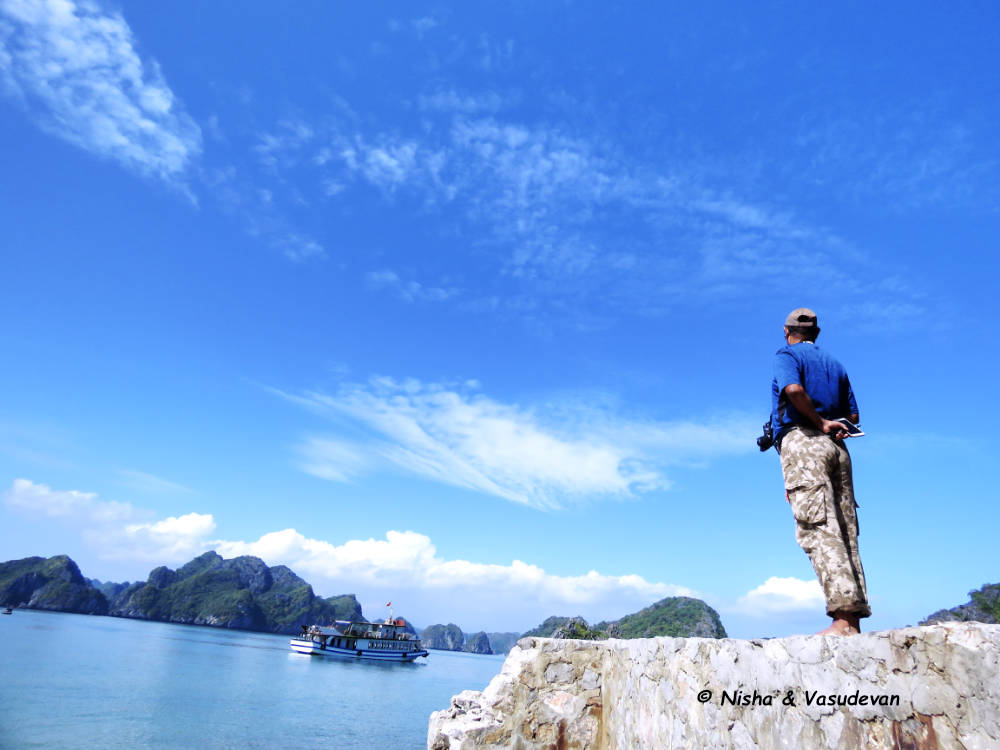 digital working nomads Halong Bay @lemonicks.com