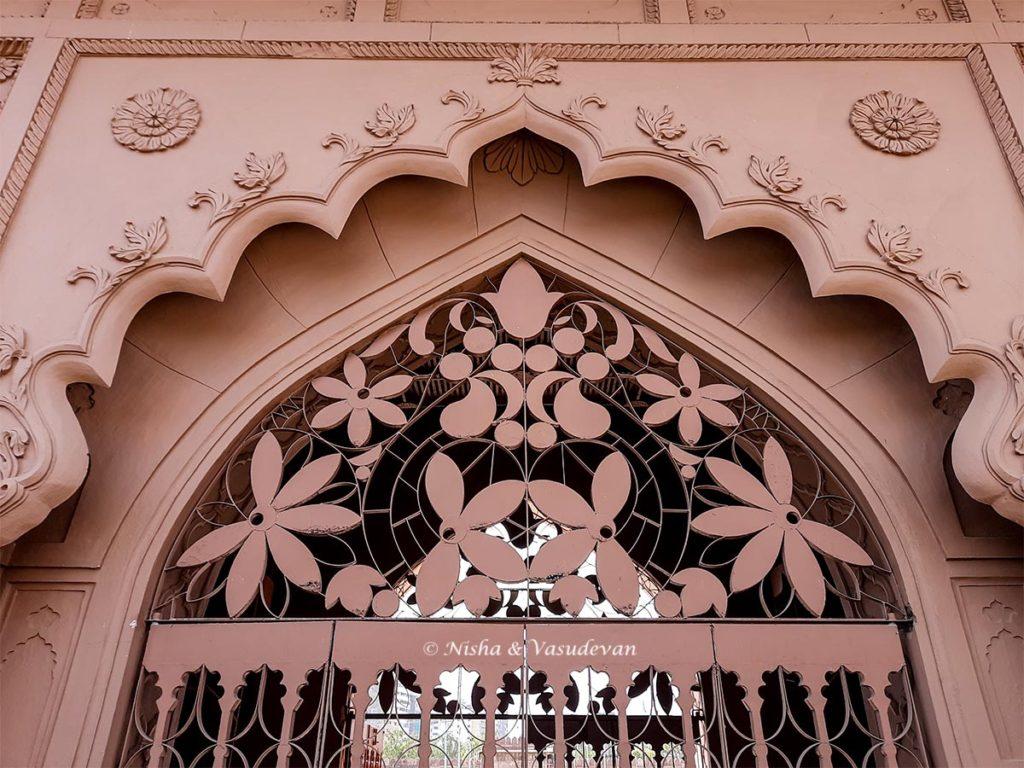 tajul masajid the bif mosque