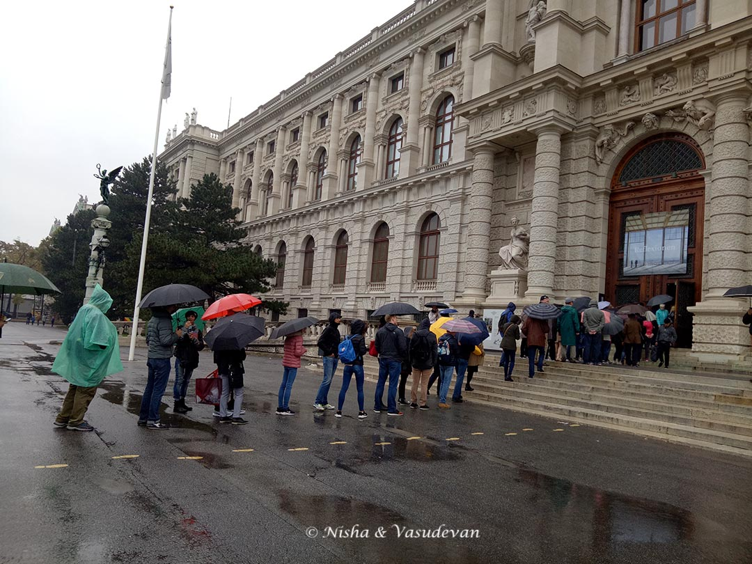 3 days vienna itinerary museum of historic art