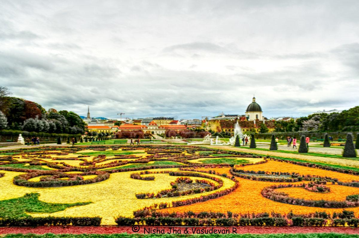 3 days vienna itinerary belvedere garden