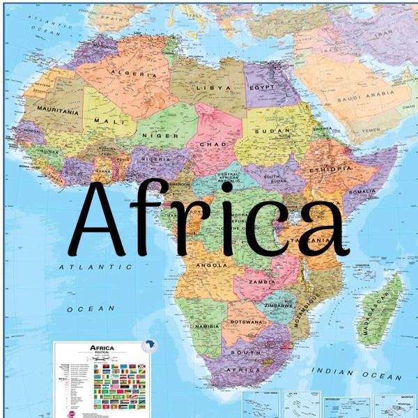 Le Monde travel  blog Africa