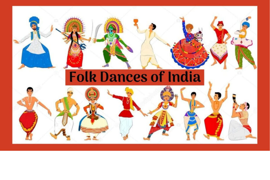 Folk Dances of India @www.lemonicks.com