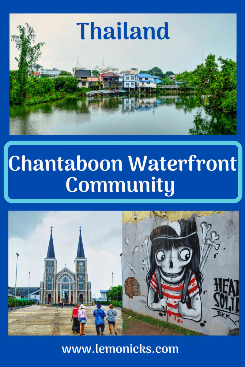 chanthaboon riverfront community chanthaburi