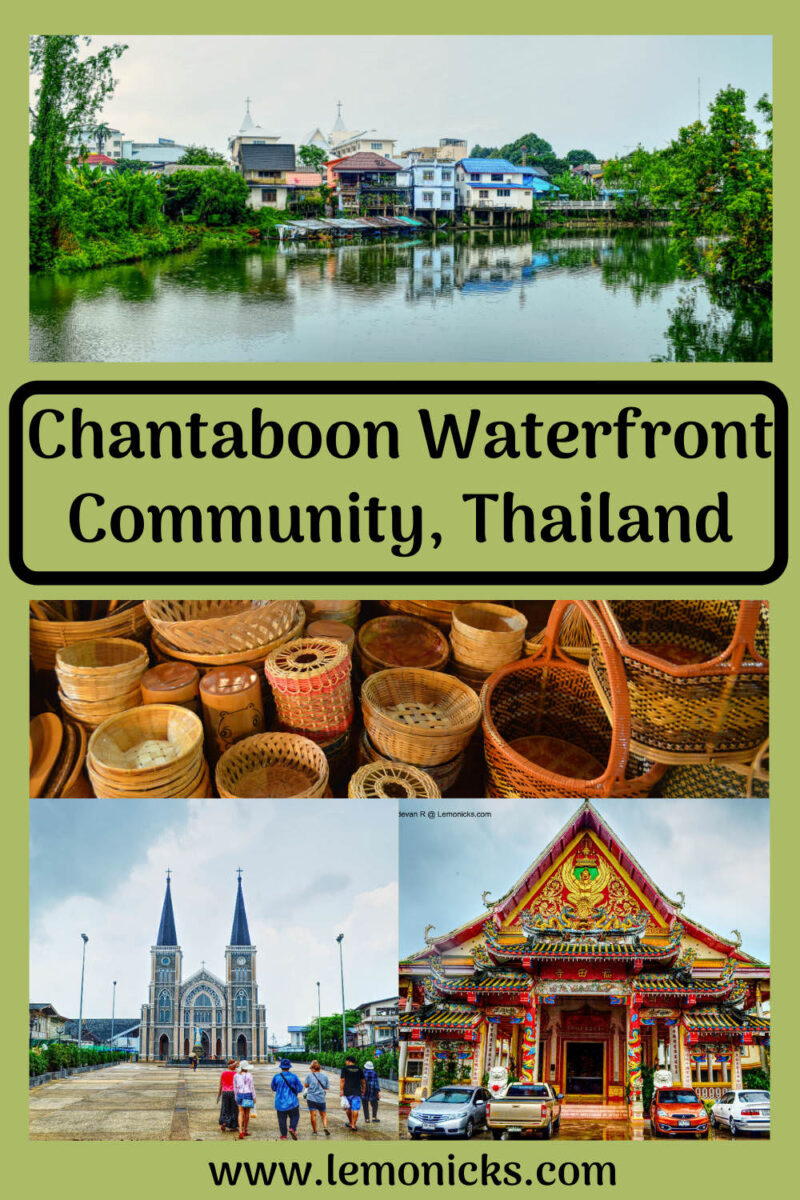 PIN Chanthaboon waterfront community